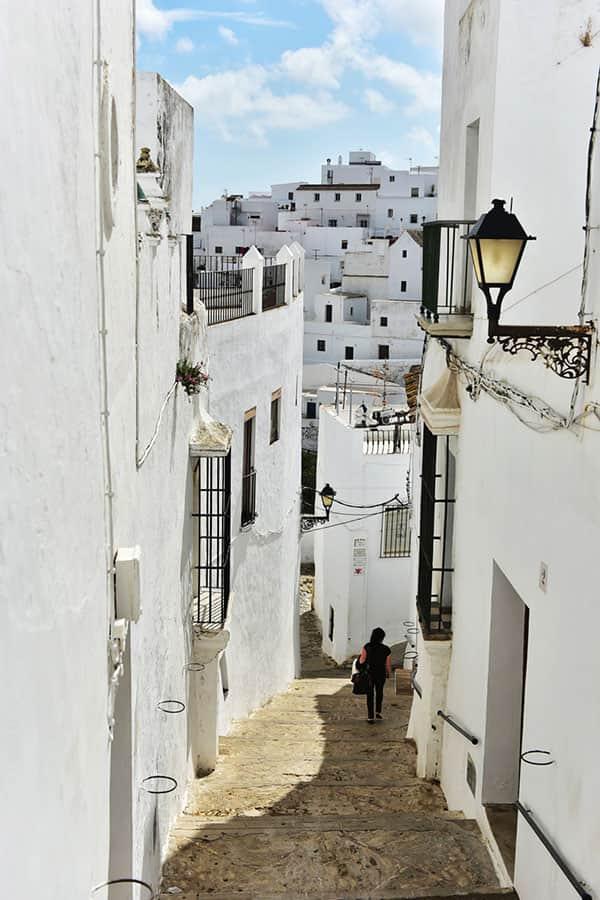 Andalusiens dolda pärla Vejer de la Frontera