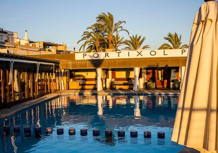 Hög kvalitet på Portixol Hotel y Restaurante