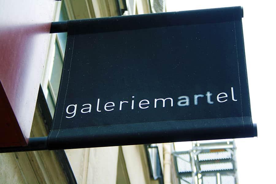 Seriekonst på Galerie Martel