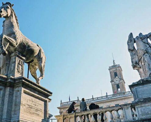 Roms sevärdheter – Antiken