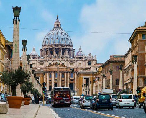 Roms sevärdheter – Vatikanen