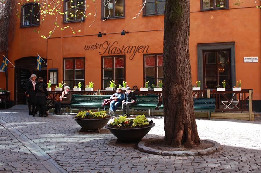 Stockholm uteliv