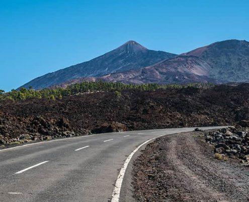 Sevärdheter på Teneriffa - Teide