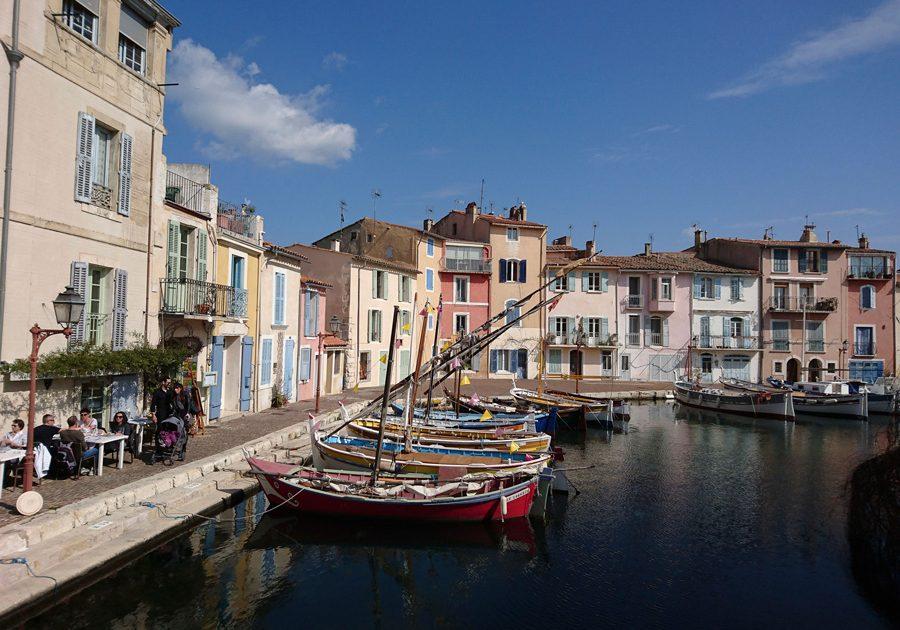 Martigues – en pittoresk och livlig kanalstad