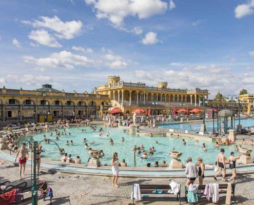 bästa badet i budapest