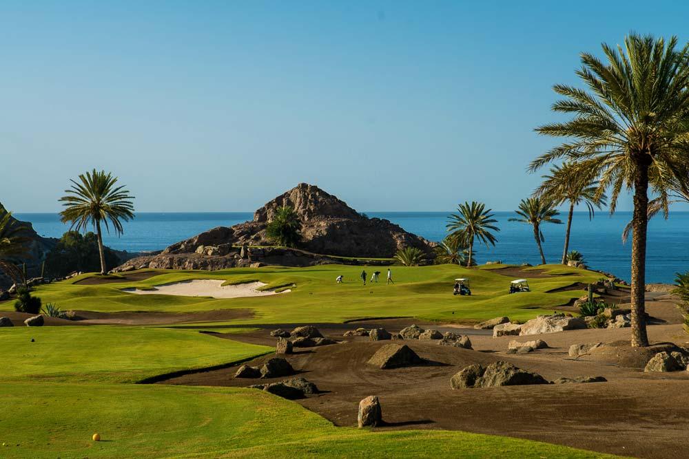Gran Canaria golf