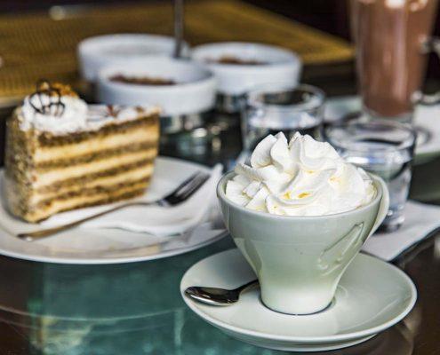 Budapest cafe - Dunapark