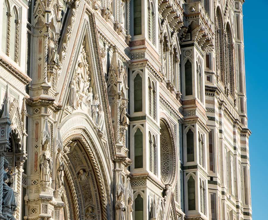 Florens sevärdheter - Santa Maria del Fiore