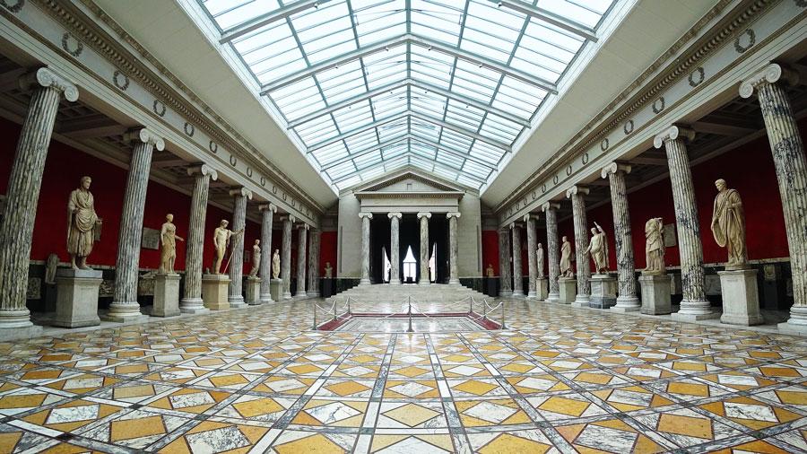 Glyptoteket - Köpenhamns bästa museum