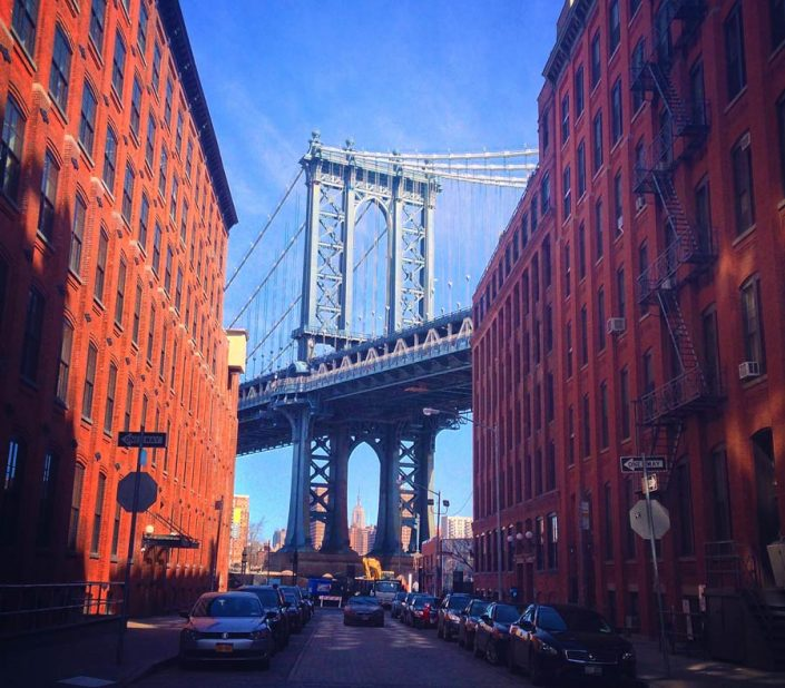 New York stadsdelar