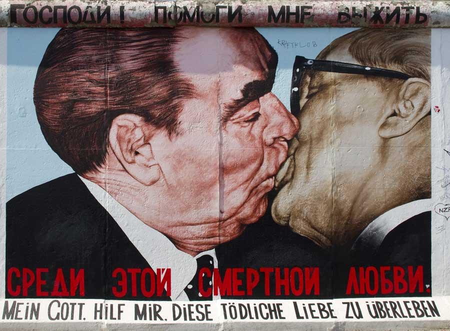 Berlinmuren – East Side Gallery