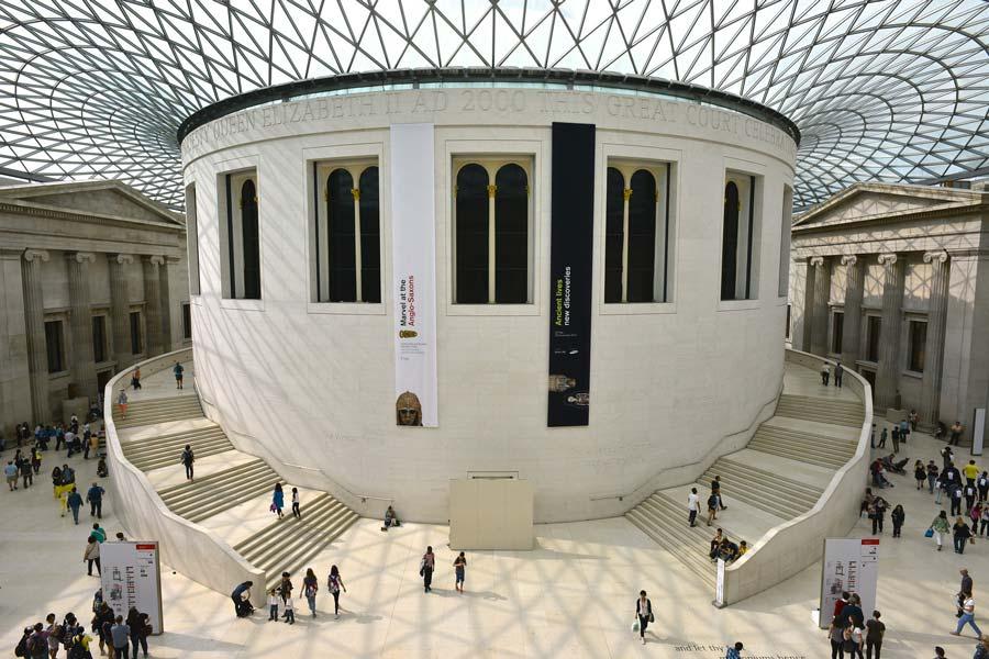 Londons sevärdheter – British Museum