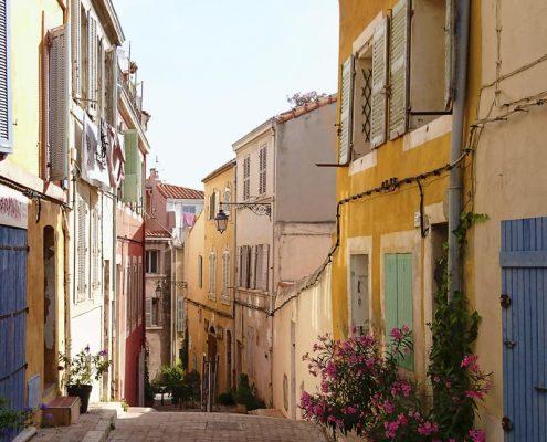 Provence städer