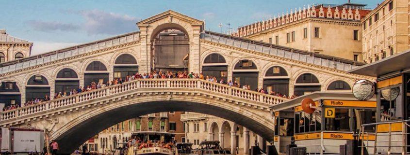 Bro i Venedig - Rialtobron