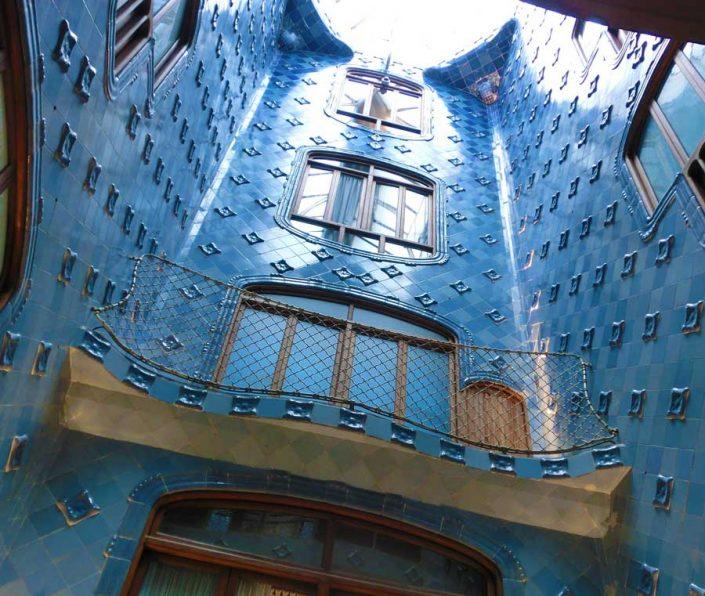 Antoni Gaudis Barcelona