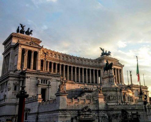Roms sevärdheter – Vittoriano