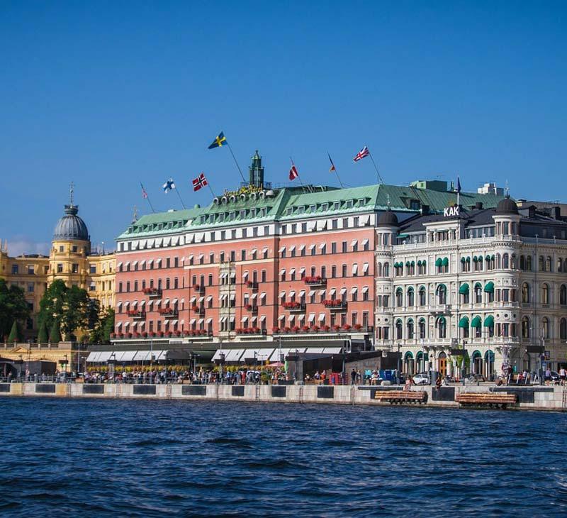 Restauranger i Stockholm - Grand Hôtel