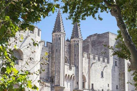 Provence: Palais de Papes