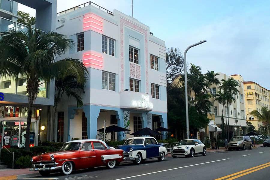 Exklusiv shopping i Miami