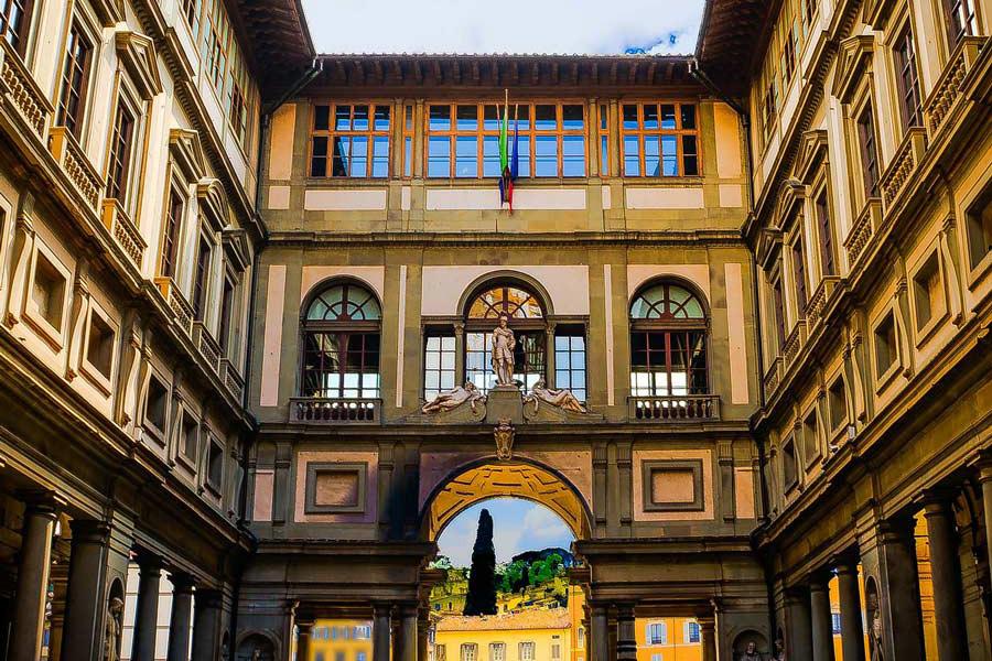 Karavan Reseguider rekommenderar: Sevärdheter Florens