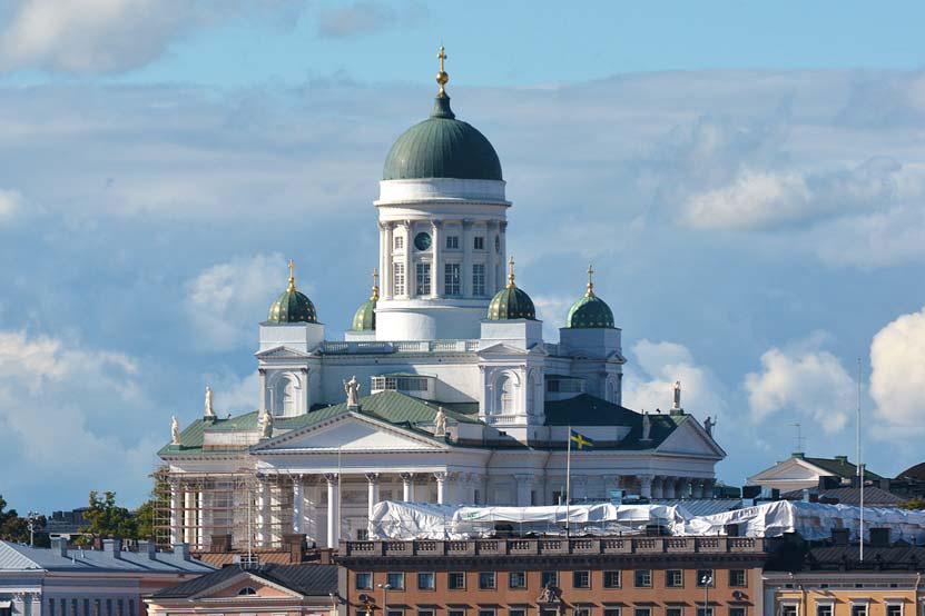 Karavan Reseguider rekommenderar: Helsingfors domkyrka