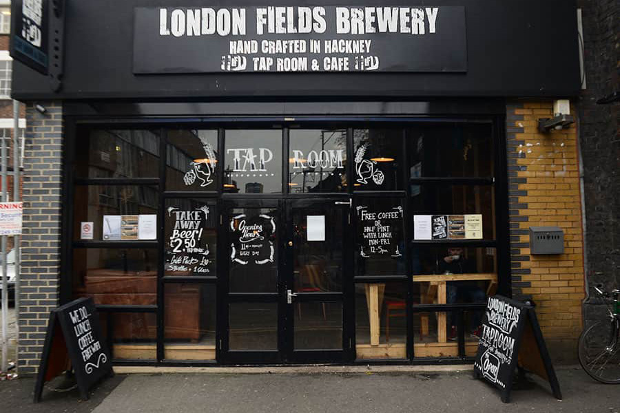 Karavan Reseguider rekommenderar: London Fields Brewery