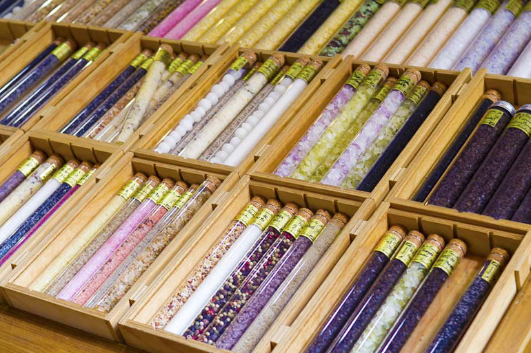 Kryddor i Nice