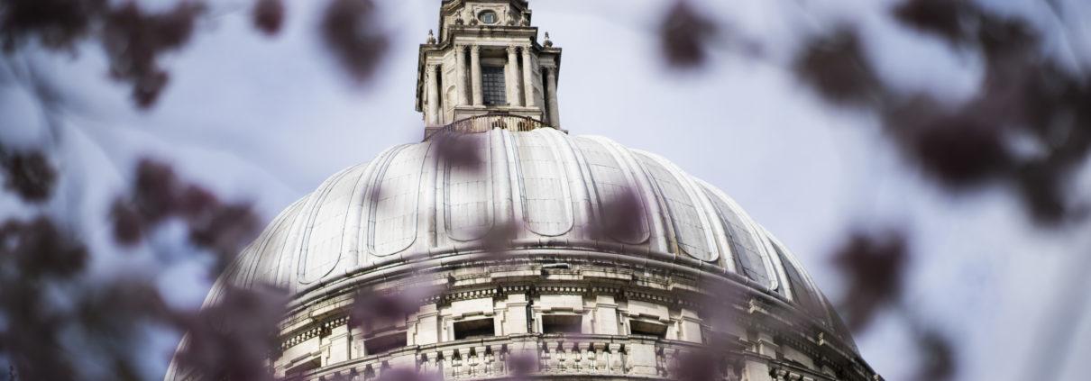 Saint Paulskatedralen.