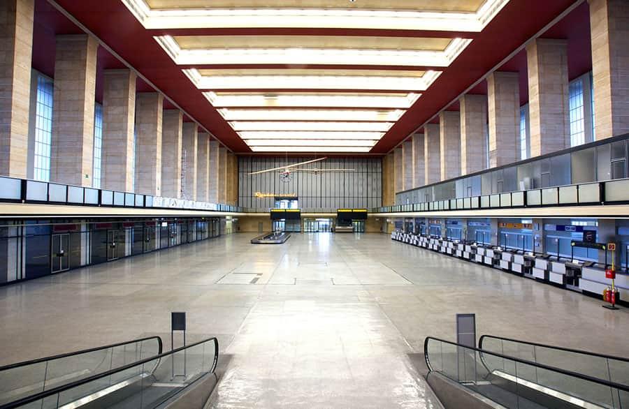 Karavan Reseguider rekommenderar: Flughafen Berlin