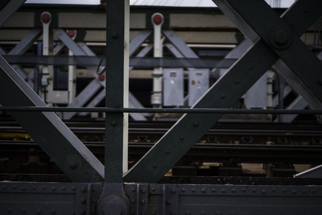 Infrastruktur tunnelbana ovan jord