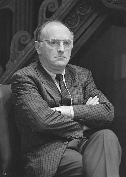 Joseph Brodsky, fotograferad 1988.