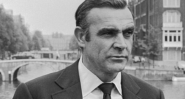 Sean Connery som James Bond. Foto: Dutch National Archives.