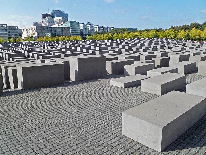 Förintelsemuseet i Berlin