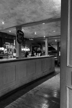 Bar i Shoreditch
