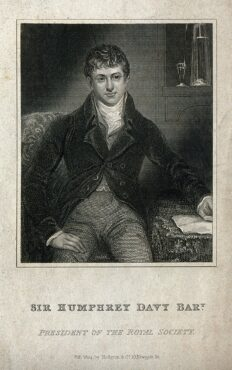 Sir Humphry Davy.