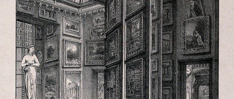 Sir John Soane's hus och museum