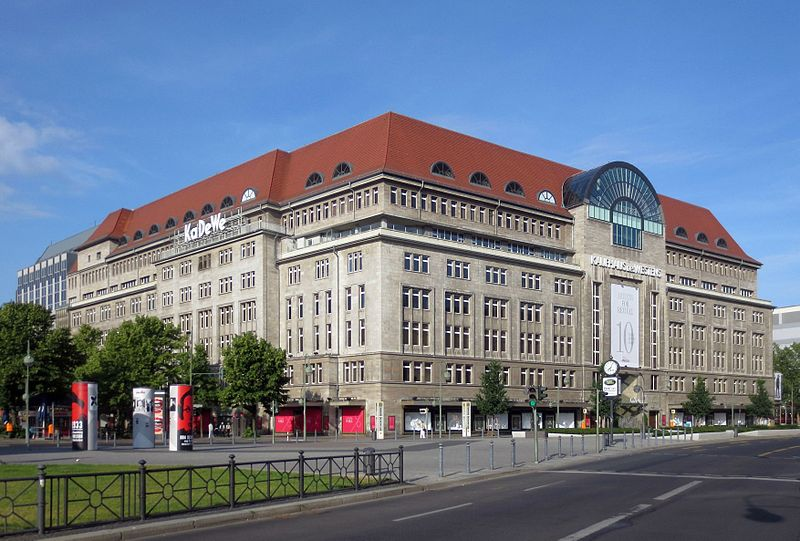 Berlin_KaDeWe. Foto: Jörg Zägel/Wikipedia.