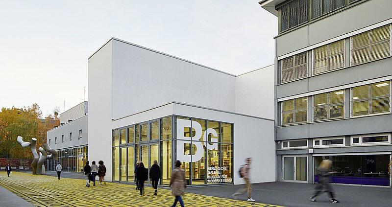 Karavan Reseguider besöker Berlinische Galerie. Foto: © Noshe