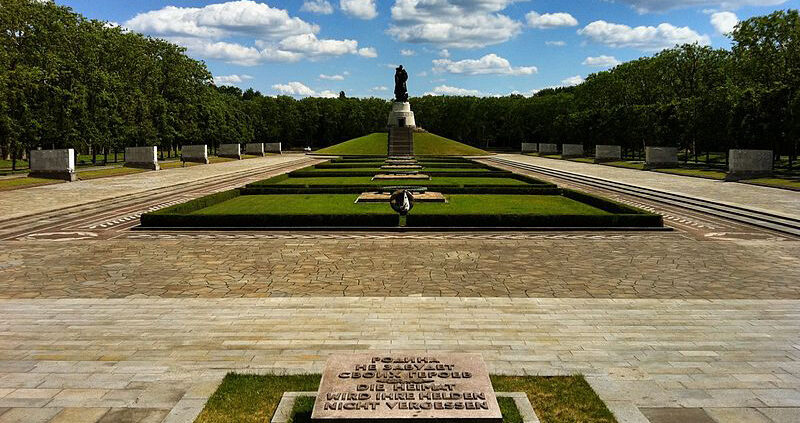 Treptower Park. Foto: Wikipedia Creative Commons.