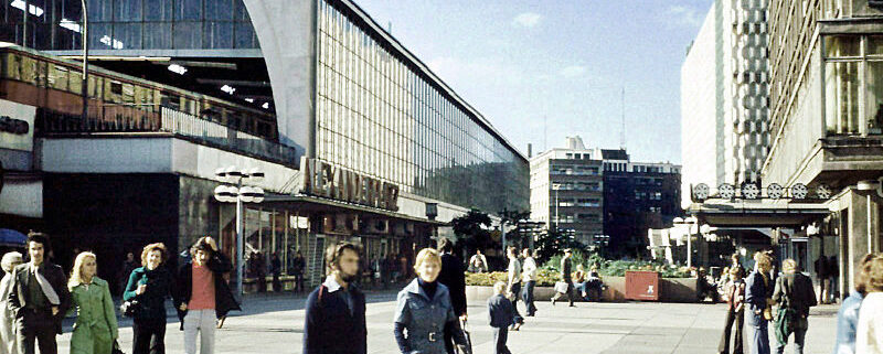Alexanderplatz_Berlin_East_Germany. Foto: CC/ Lutz Schramm